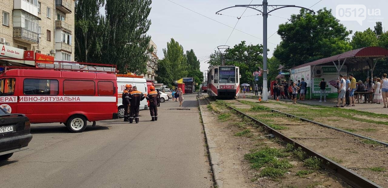 В Николаеве трамвай переехал мужчину, - ФОТО, ВИДЕО 18+, фото-5