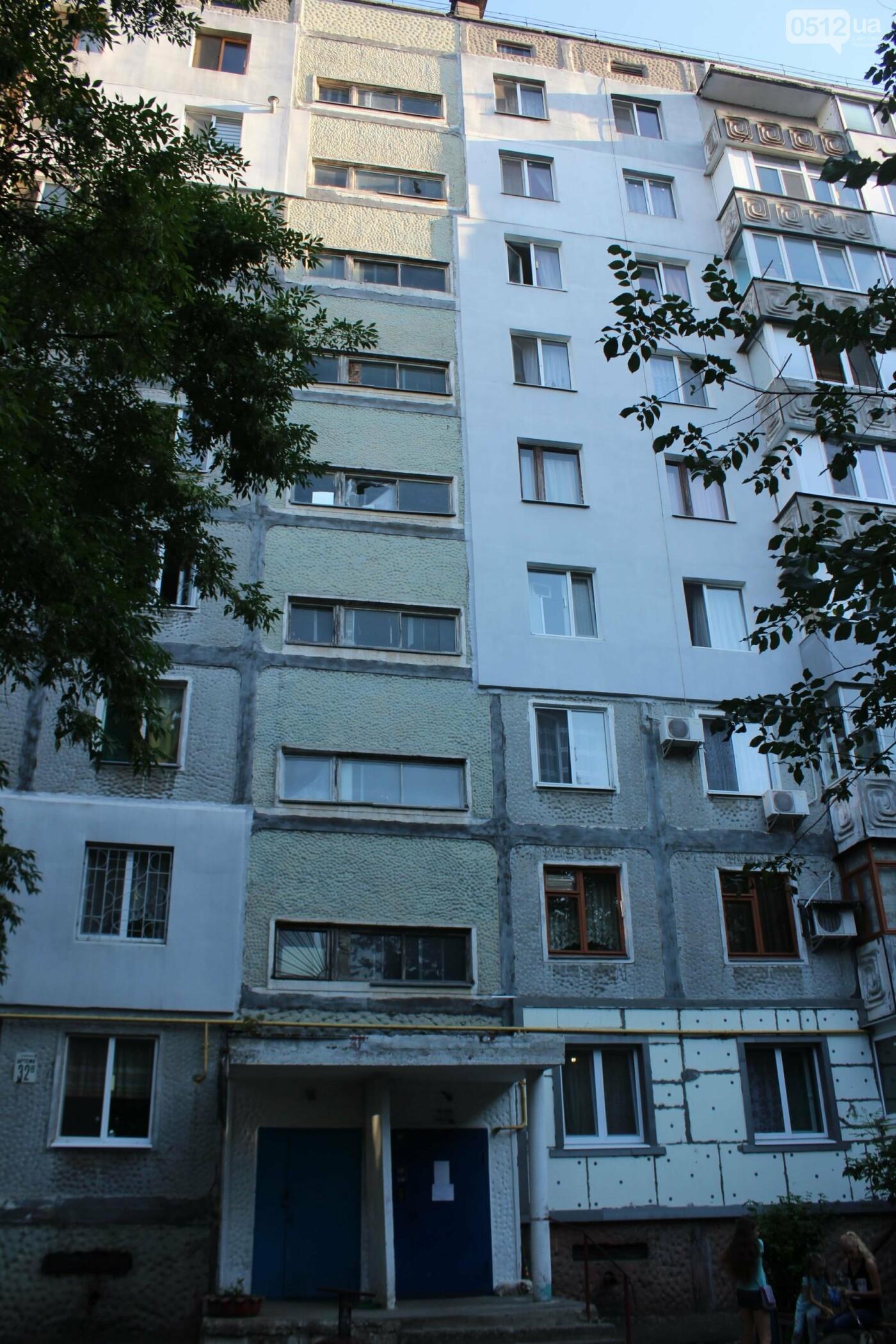 Поломанный лифт в многоэтажном доме Николаева ремонтируют уже 2 месяца, - ФОТО, ВИДЕО, фото-1