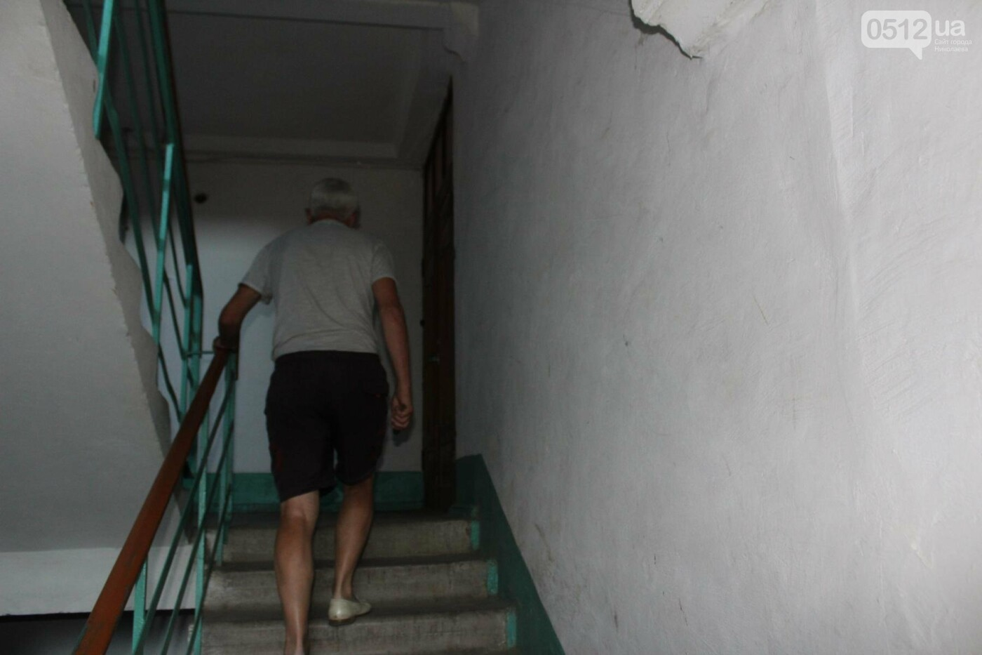 Поломанный лифт в многоэтажном доме Николаева ремонтируют уже 2 месяца, - ФОТО, ВИДЕО, фото-3