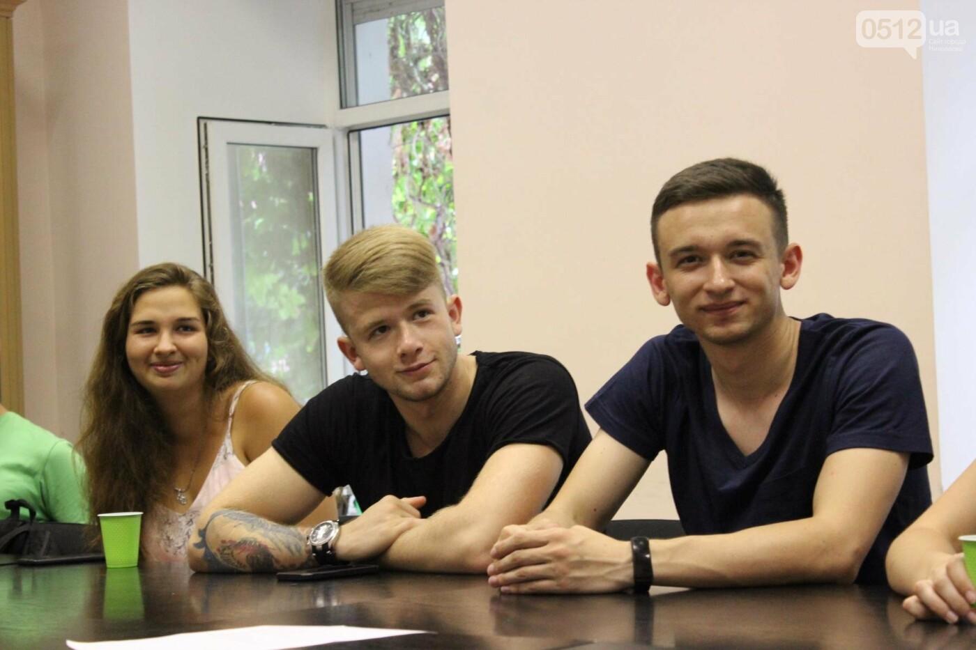 Николаевской молодежи рассказали о важности политической образованности, - ФОТО, фото-9