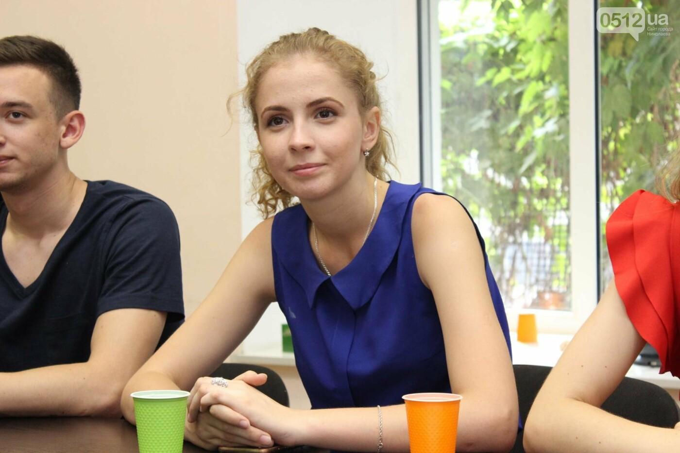 Николаевской молодежи рассказали о важности политической образованности, - ФОТО, фото-4