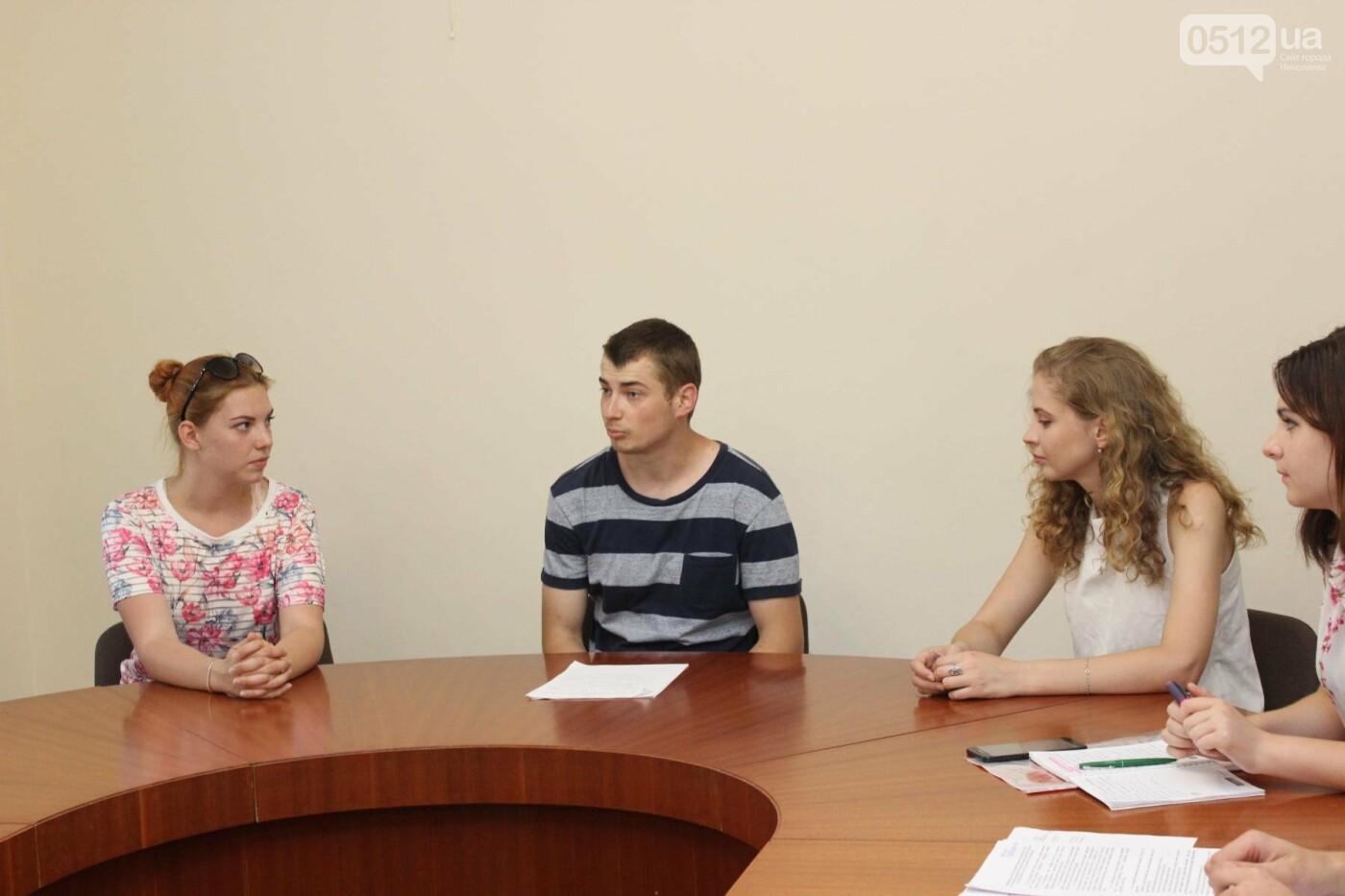 В этом году стипендию мэра получат больше николаевских студентов,  - ФОТО, фото-5