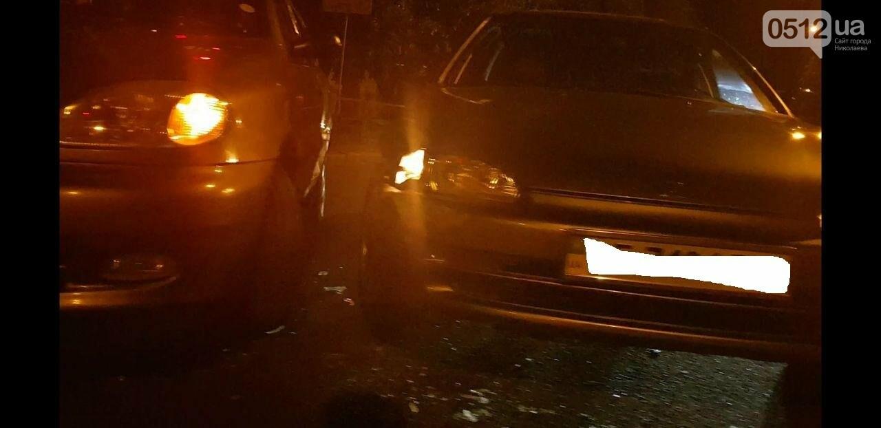 В Николаеве столкнулись две легковушки, - ФОТО, фото-4