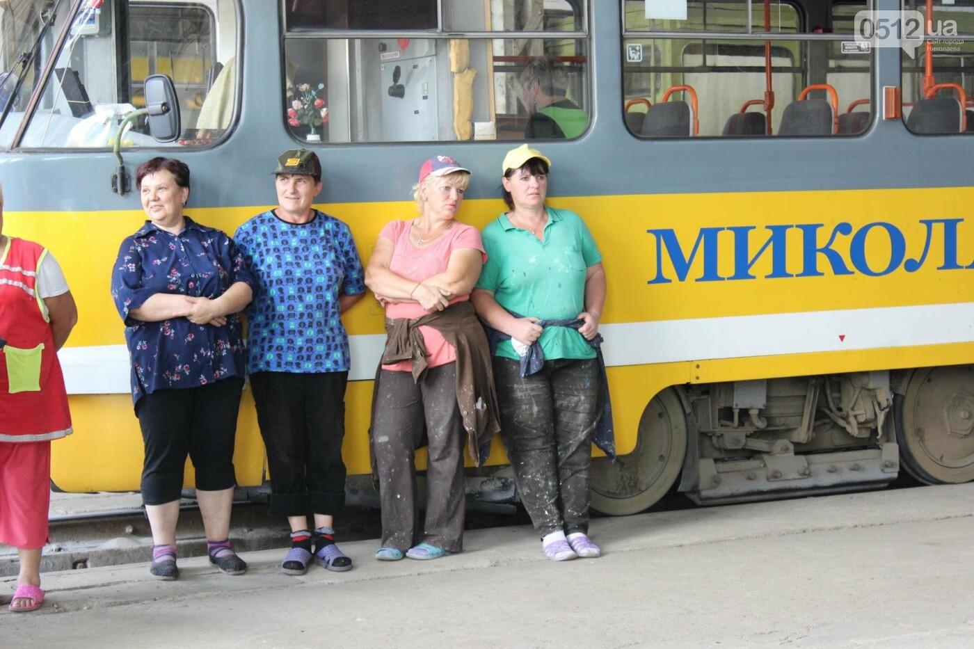 """В Николаеве собираются """"реанимировать"""" трамваи, - ФОТО, фото-14"""