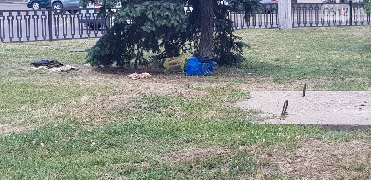 В Николаеве возле Автовокзала поселились ромы, - ФОТО, фото-2