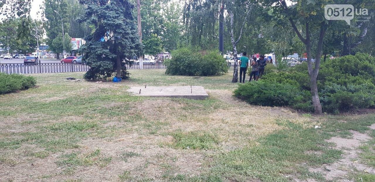 В Николаеве возле Автовокзала поселились ромы, - ФОТО, фото-4