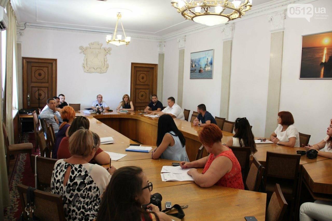 На сессии Николаевского горсовета собираются аннулировать результаты конкурса управляющих компаний, - ФОТО, фото-4