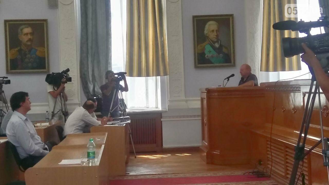 В Николаевском городском совете началась сессия: обсуждают проблемы бездомных собак и сферу ЖКХ, - ФОТО, ВИДЕО, фото-1