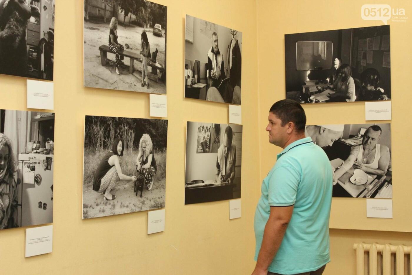 В Николаеве прошла фото-выставка людей, которые борются за жизнь, - ФОТО, фото-13