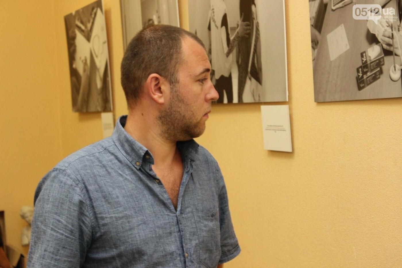 В Николаеве прошла фото-выставка людей, которые борются за жизнь, - ФОТО, фото-15