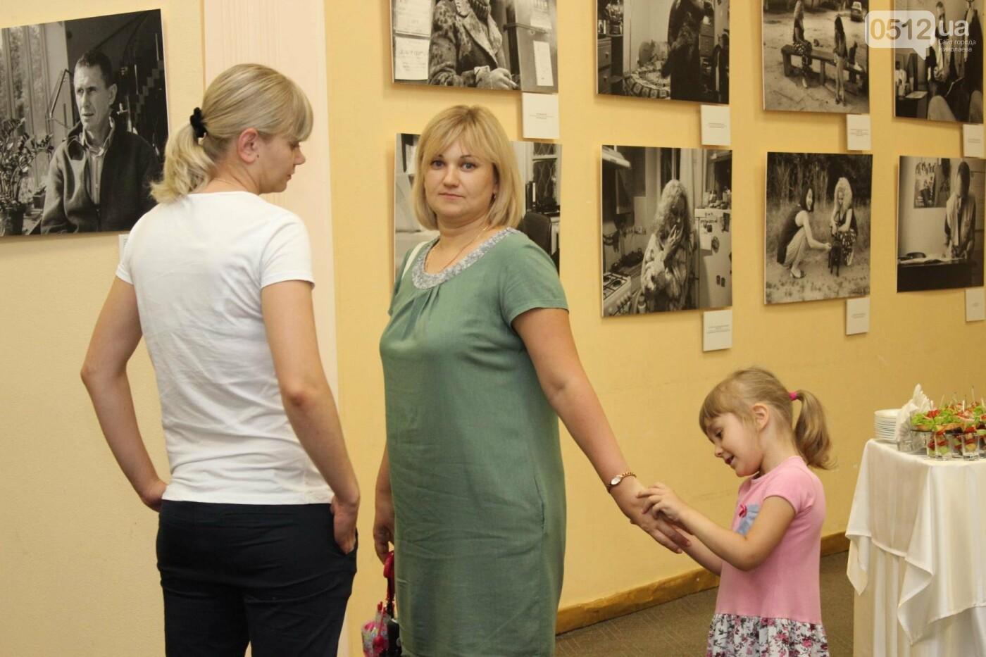 В Николаеве прошла фото-выставка людей, которые борются за жизнь, - ФОТО, фото-8