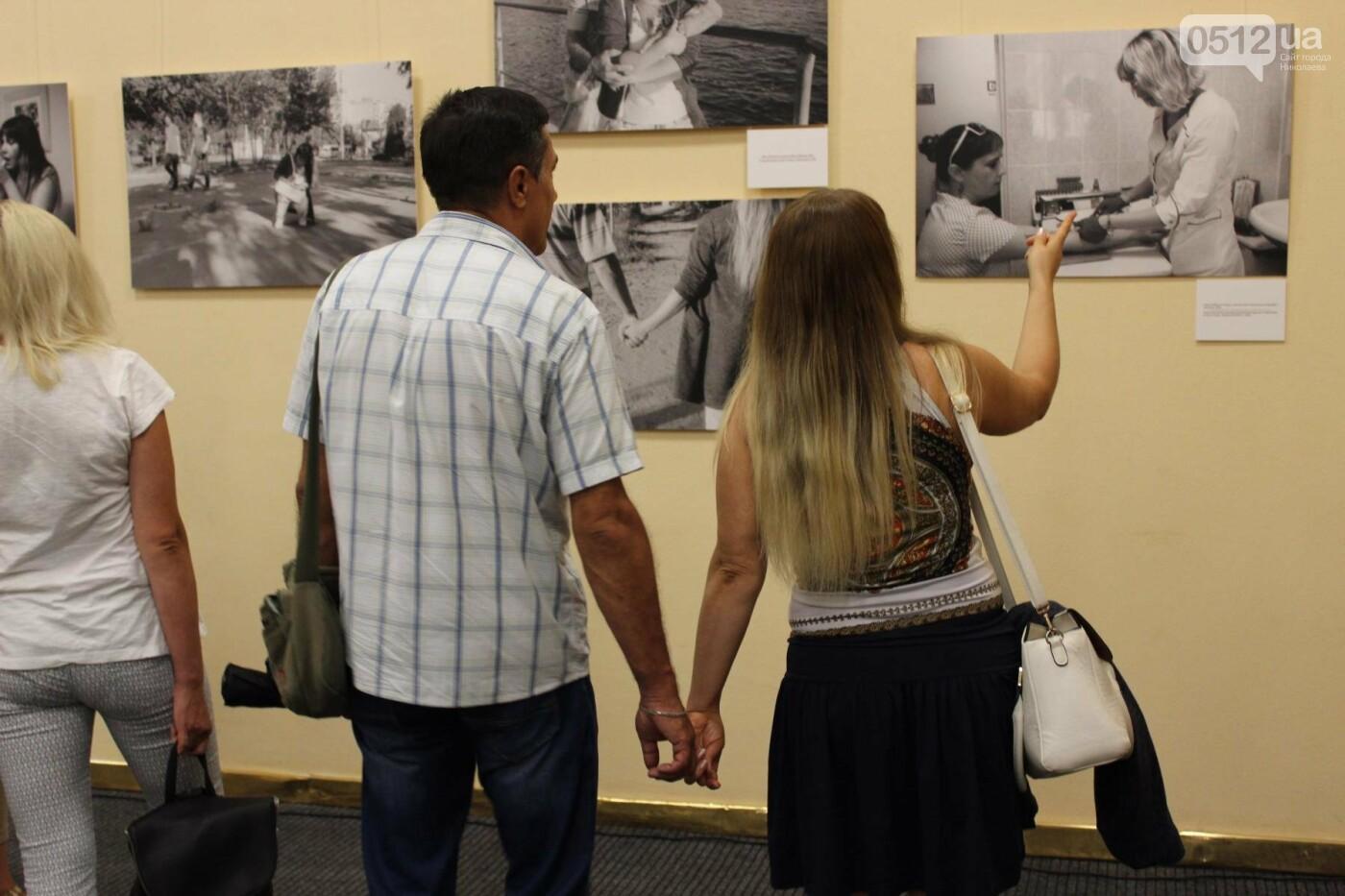 В Николаеве прошла фото-выставка людей, которые борются за жизнь, - ФОТО, фото-2