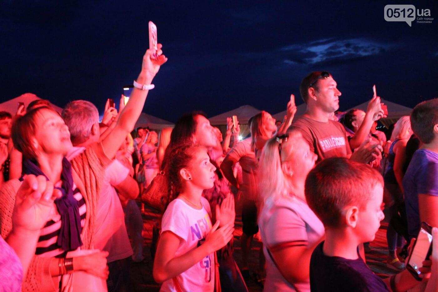 """Группа """"Без обмежень"""" сыграла громкий концерт в Николаеве - ФОТОРЕПОРТАЖ, ВИДЕО , фото-18"""