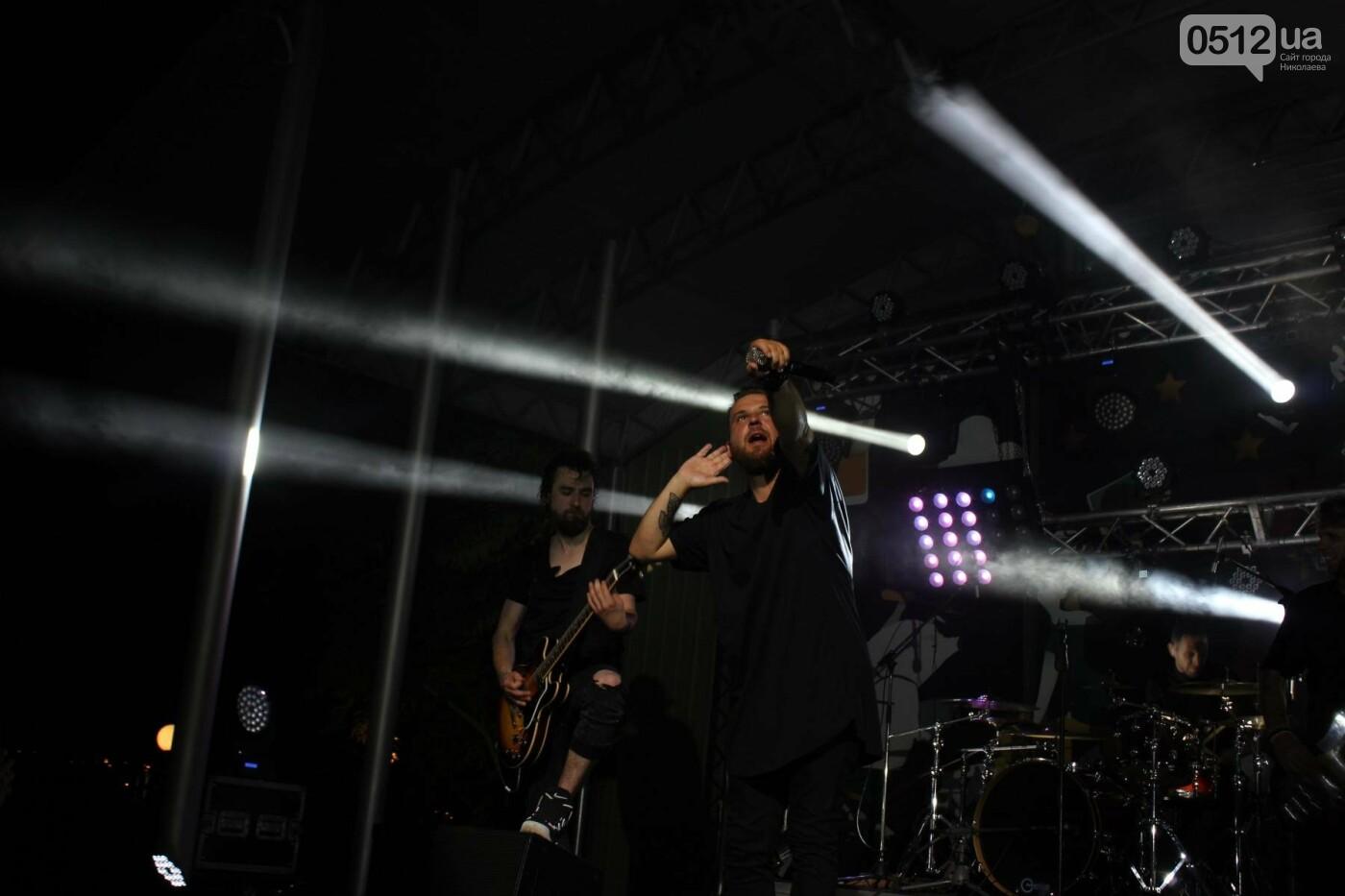 """Группа """"Без обмежень"""" сыграла громкий концерт в Николаеве - ФОТОРЕПОРТАЖ, ВИДЕО , фото-4"""