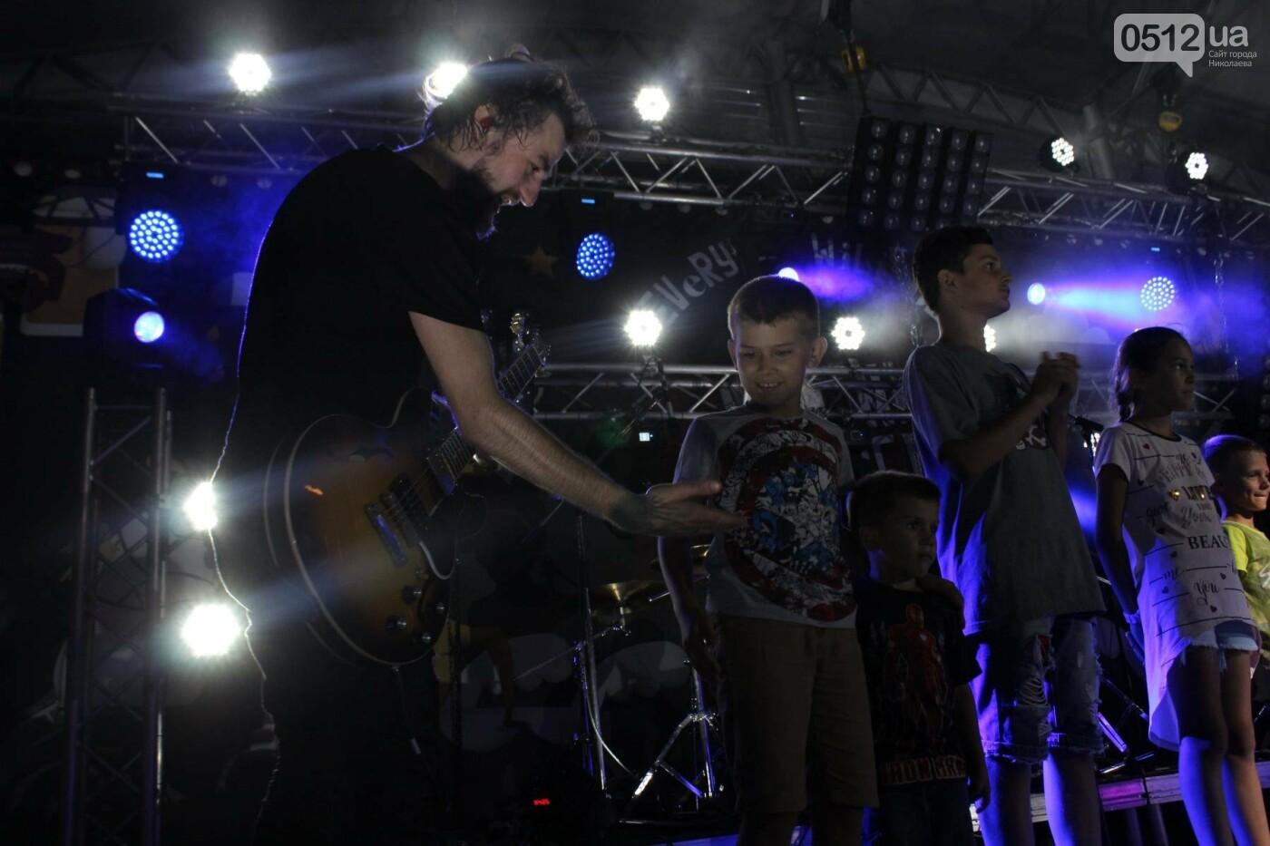 """Группа """"Без обмежень"""" сыграла громкий концерт в Николаеве - ФОТОРЕПОРТАЖ, ВИДЕО , фото-7"""