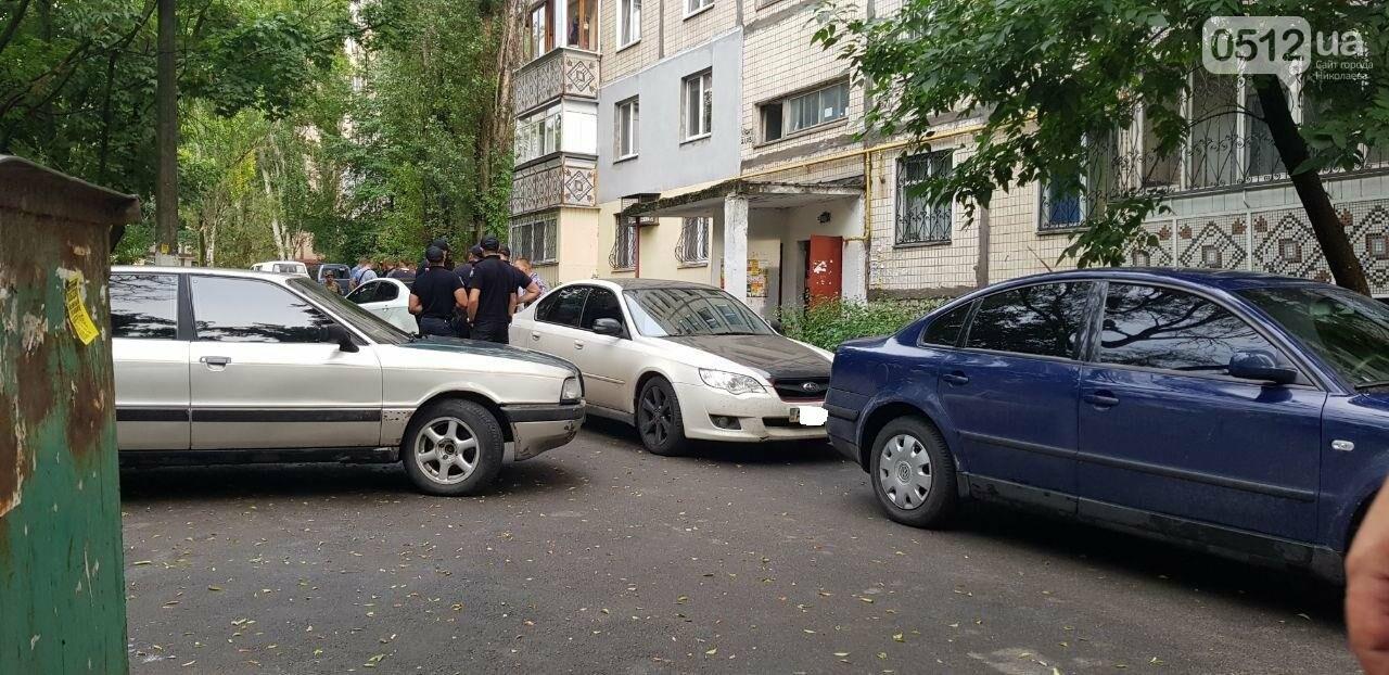 В николаевской квартире нашли окровавленный труп женщины, - ФОТО 18+ , фото-2