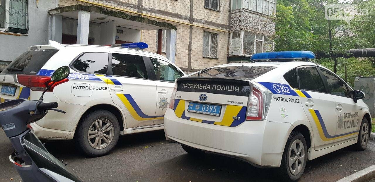 В николаевской квартире нашли окровавленный труп женщины, - ФОТО 18+ , фото-1