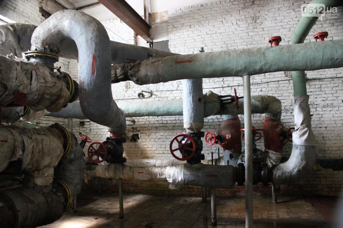 «Николаевоблтеплоэнерго» показало имущество предприятия, которое планирует списать, - ФОТО, фото-5