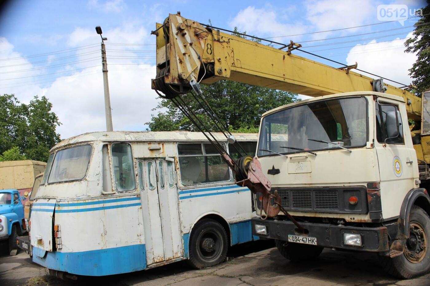 «Николаевоблтеплоэнерго» показало имущество предприятия, которое планирует списать, - ФОТО, фото-14