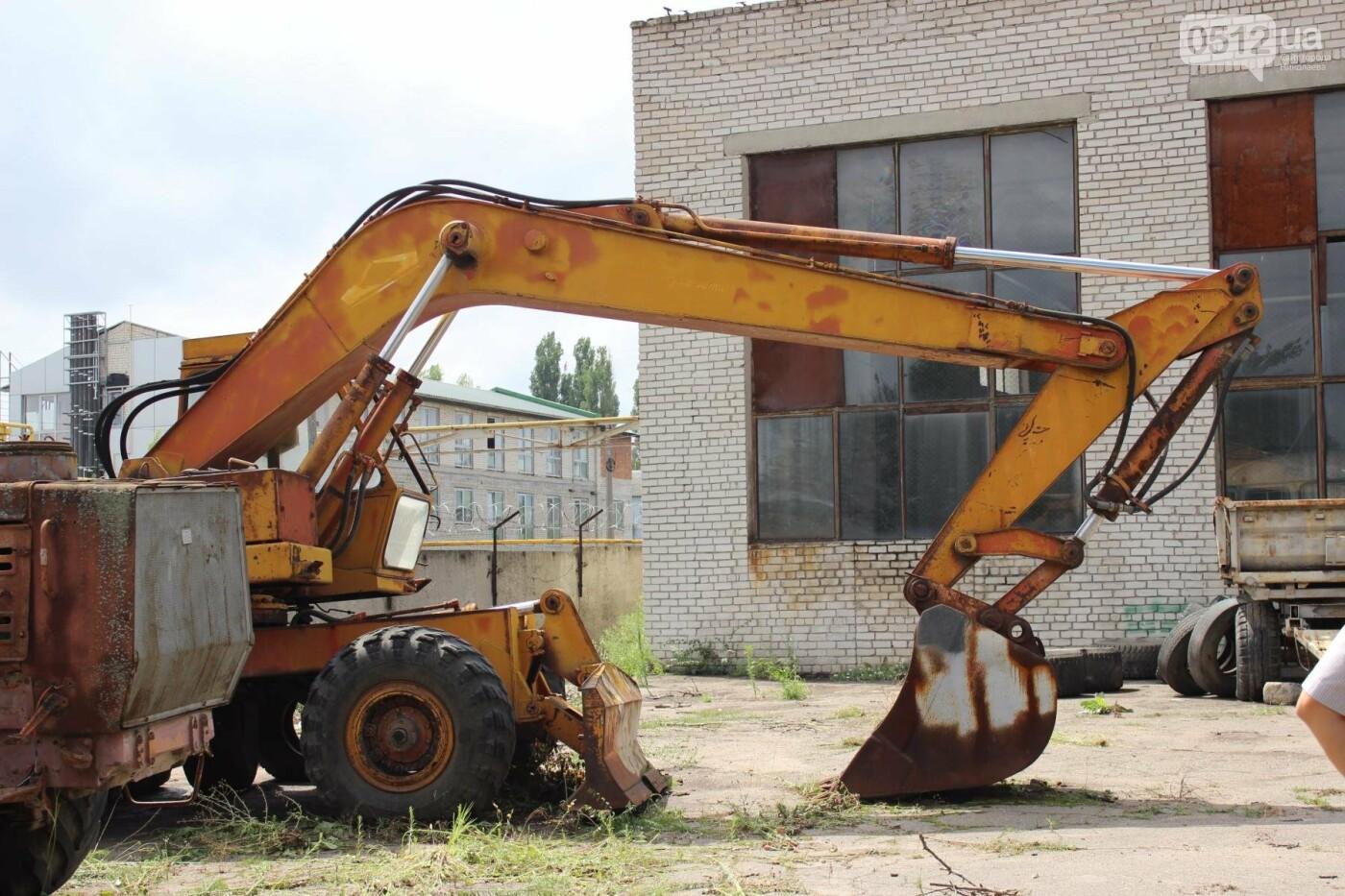 «Николаевоблтеплоэнерго» показало имущество предприятия, которое планирует списать, - ФОТО, фото-17