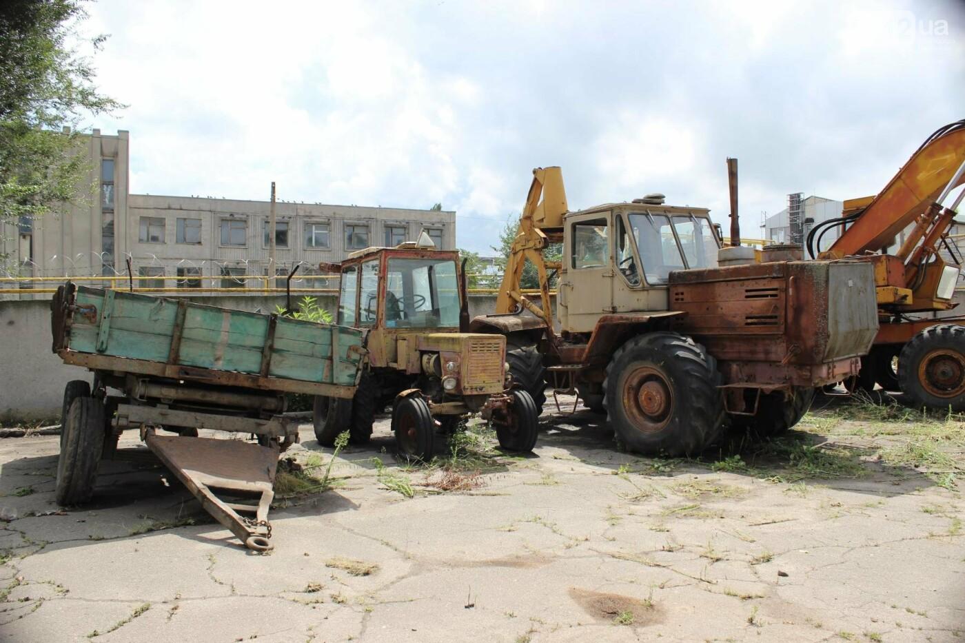 «Николаевоблтеплоэнерго» показало имущество предприятия, которое планирует списать, - ФОТО, фото-18