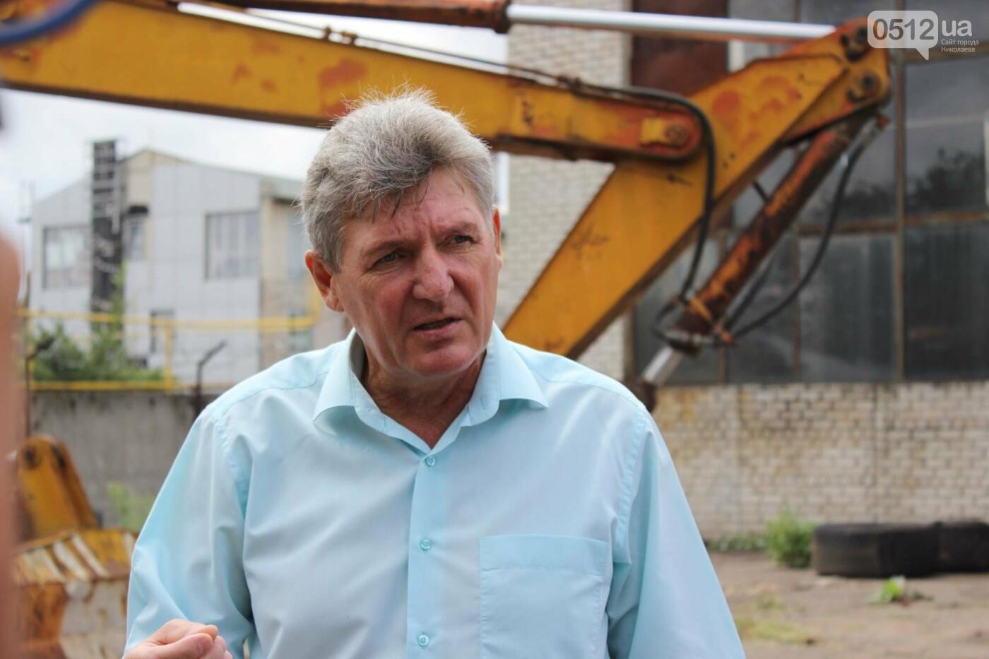 «Николаевоблтеплоэнерго» показало имущество предприятия, которое планирует списать, - ФОТО, фото-1