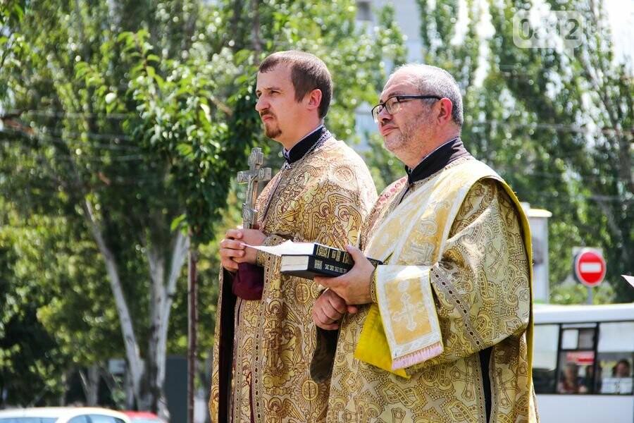 Николаевцы провели литургию и молебен в честь 1030-летия крещения Киевской Руси, - ФОТО, фото-4