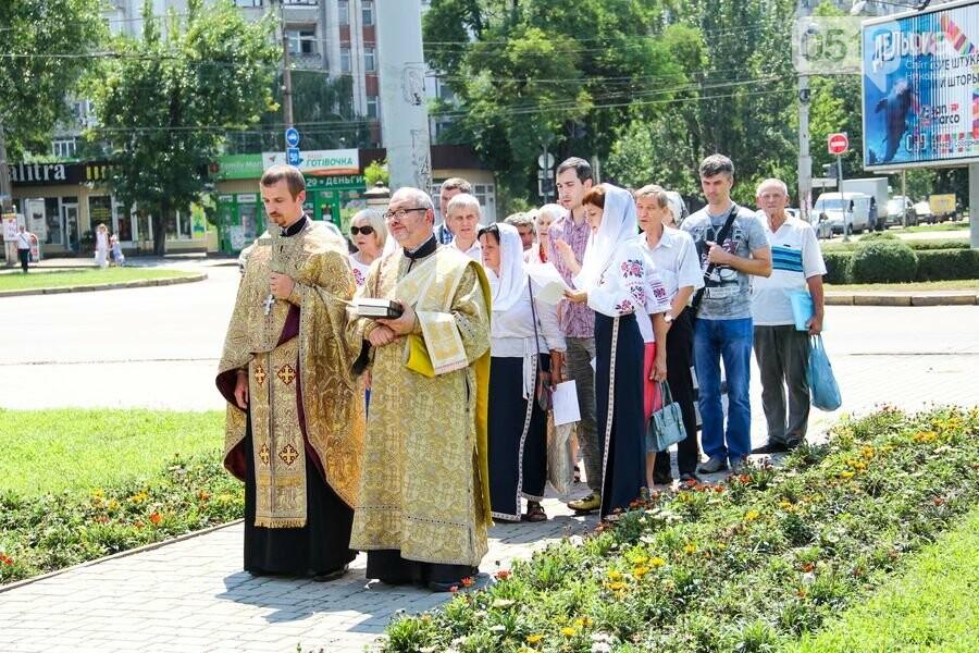Николаевцы провели литургию и молебен в честь 1030-летия крещения Киевской Руси, - ФОТО, фото-9