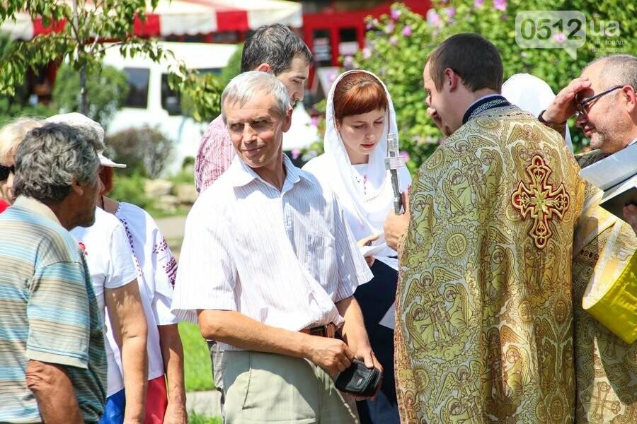 Николаевцы провели литургию и молебен в честь 1030-летия крещения Киевской Руси, - ФОТО, фото-7