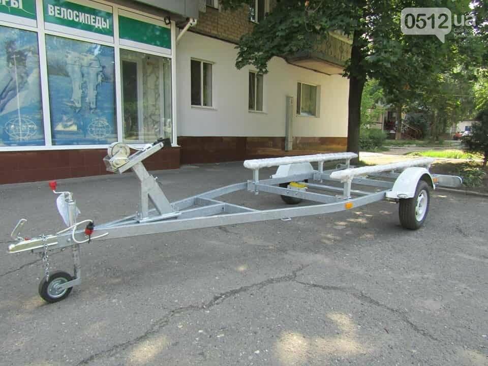 Торговый дом Турист предлагает прицепы для автомобилей