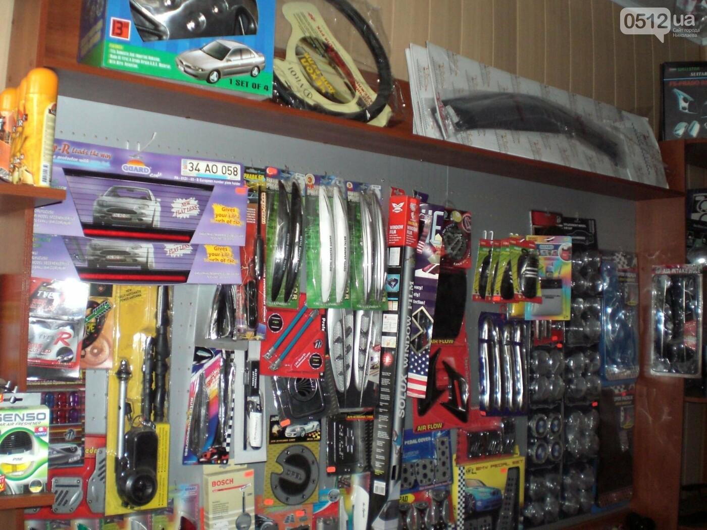 Магазине Tuninger