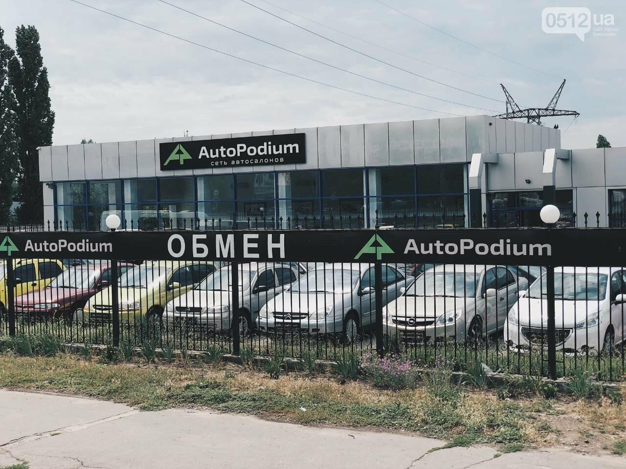 Компания «AutoPodium», автовыкуп