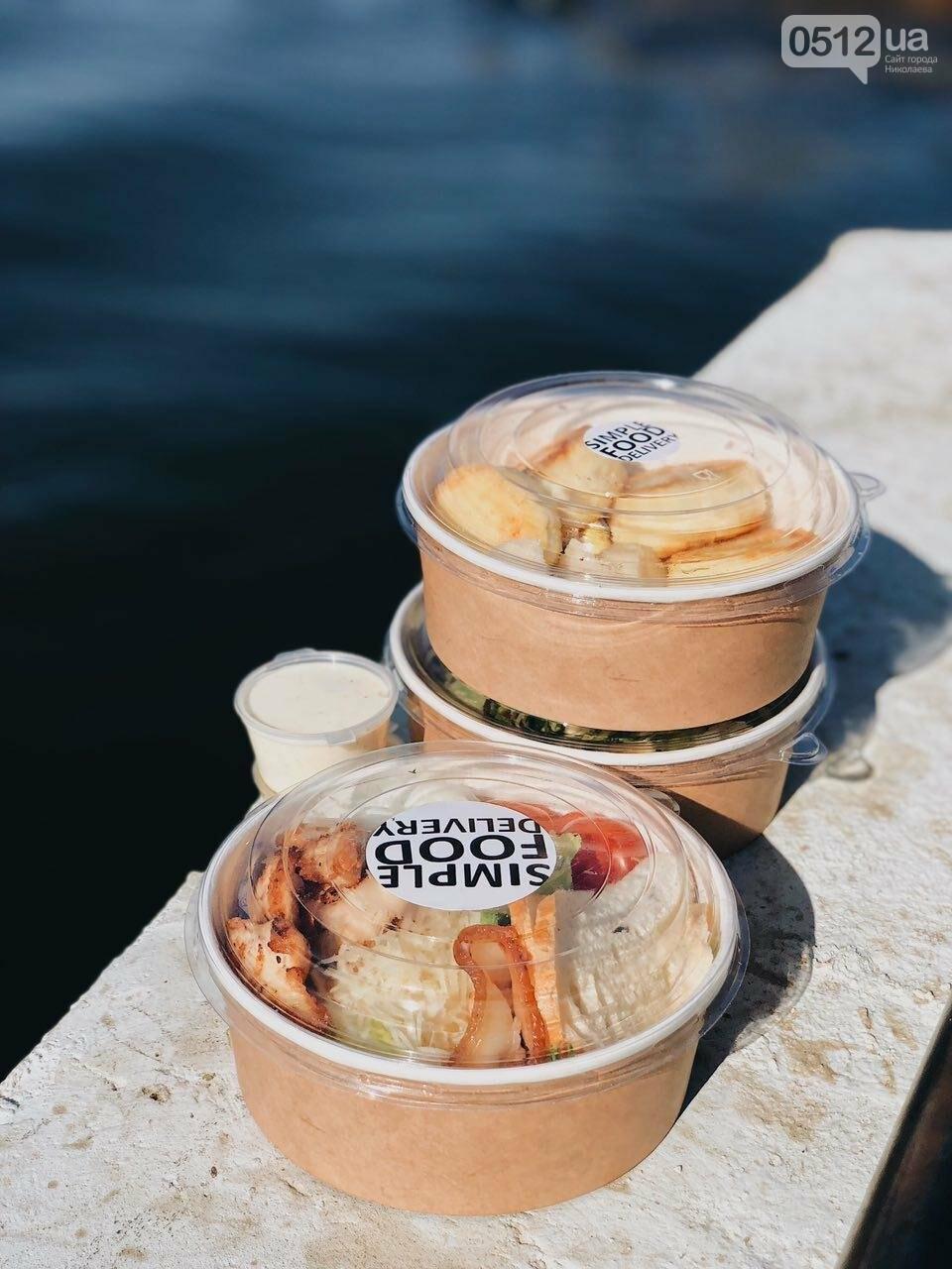 «Simple Food Delivery» - Online-ресторан Здоровой Еды в Николаеве.