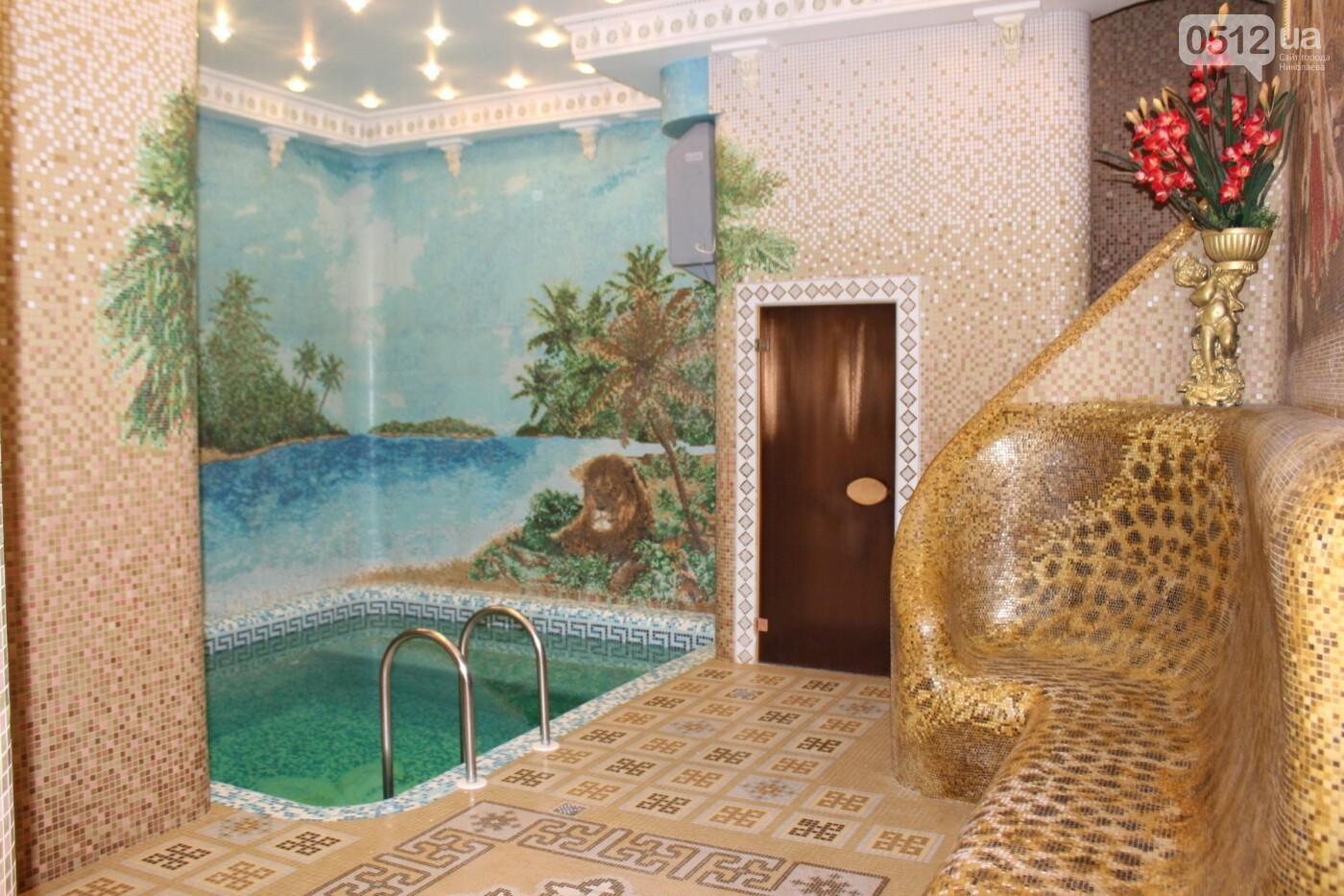 Гостиница Цезарь - сауна в Николаеве