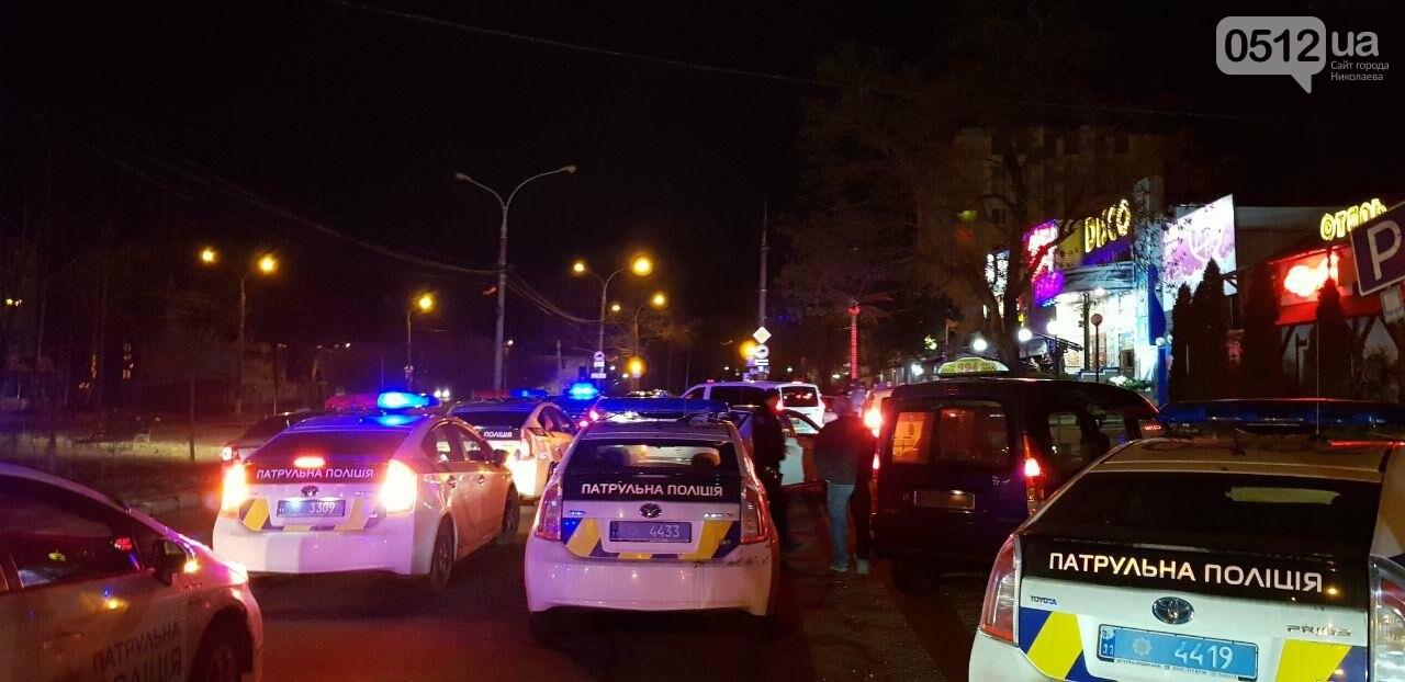 Ночью в Николаеве у ночного клуба развязалась драка: пришлось вмешаться полиции, - ФОТО, ВИДЕО, фото-3
