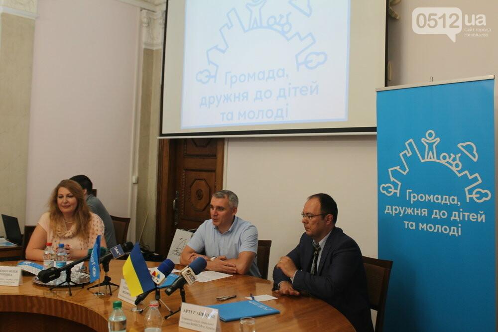 В Николаеве подписали Меморандум о взаимодействии с программой в поддержку молодежи, - ФОТО, фото-12