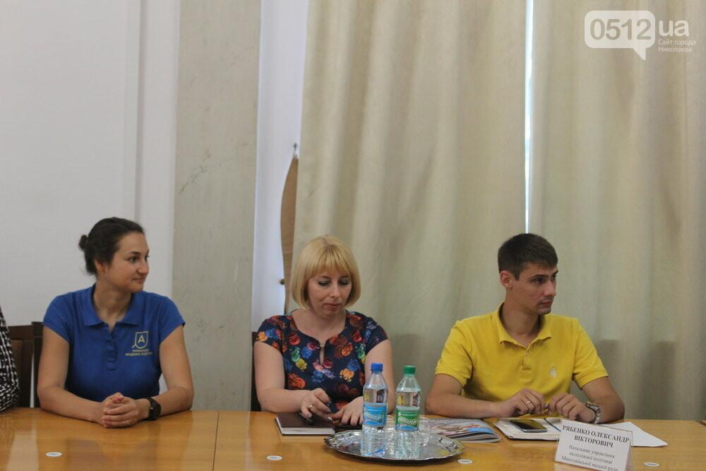 В Николаеве подписали Меморандум о взаимодействии с программой в поддержку молодежи, - ФОТО, фото-10