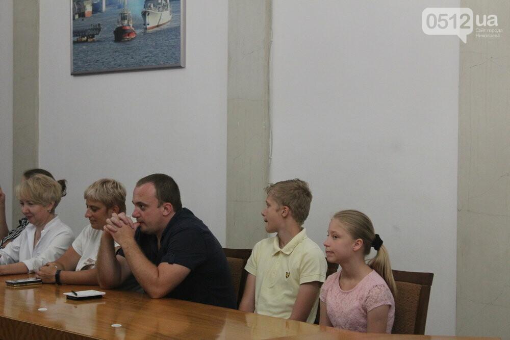 В Николаеве подписали Меморандум о взаимодействии с программой в поддержку молодежи, - ФОТО, фото-8
