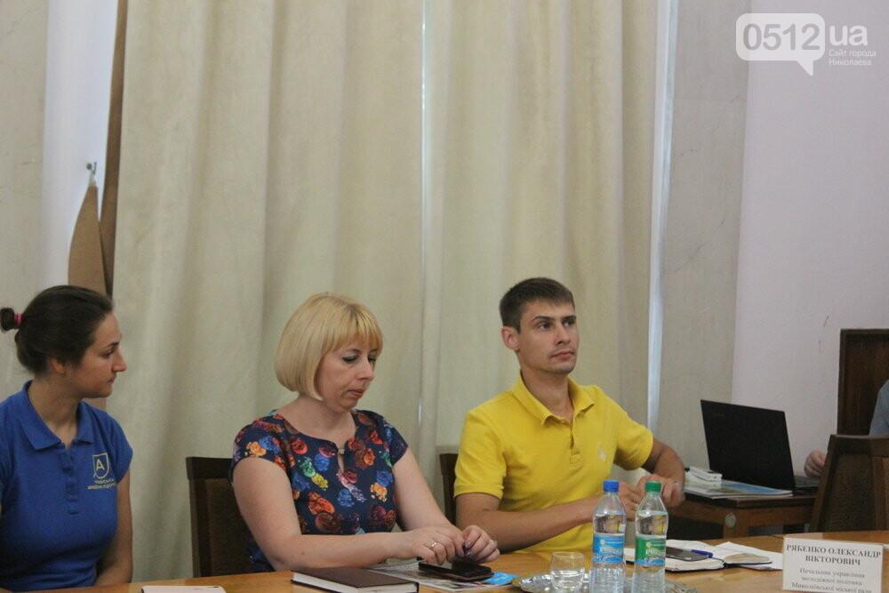 В Николаеве подписали Меморандум о взаимодействии с программой в поддержку молодежи, - ФОТО, фото-1