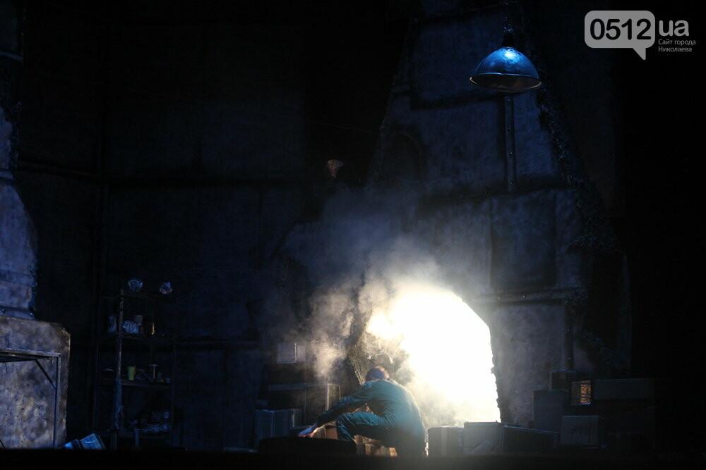 """На сцене русдрама днепровские гости показали спектакль """"Забыть Герострата"""", - ФОТО, фото-4"""