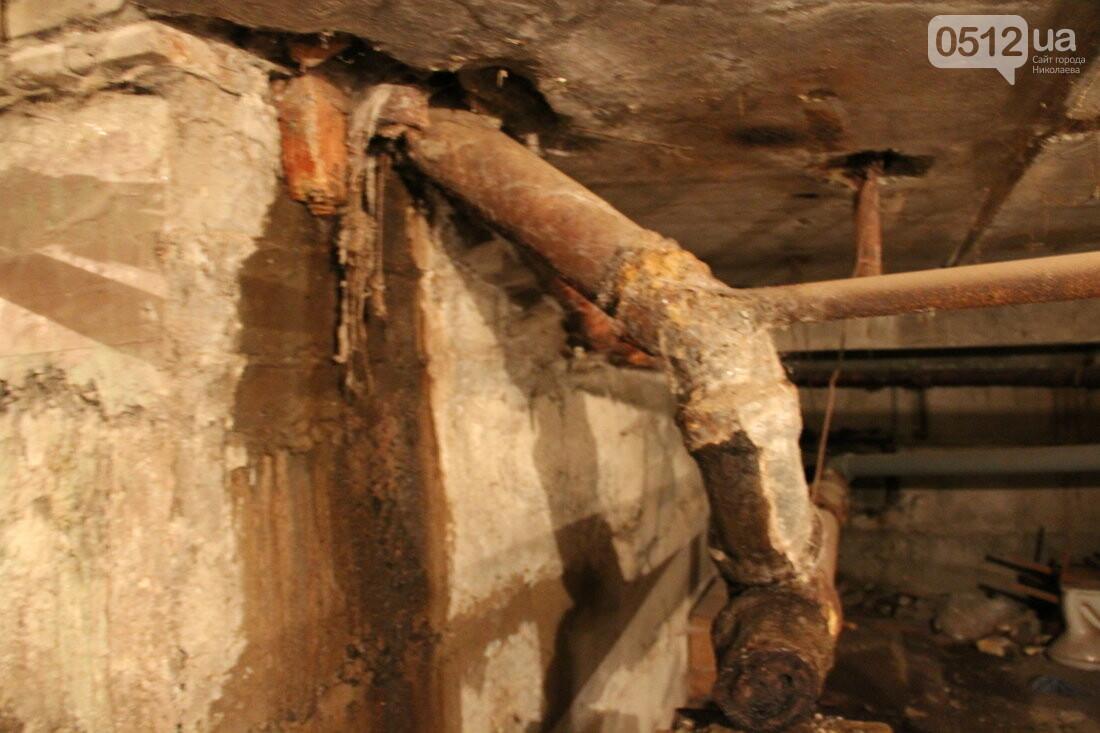 Отсутствие отопления, кучи мусора и мёртвые голуби: почему жильцы одного из домов Николаева решили уйти от МДЛ, - ФОТО, фото-5