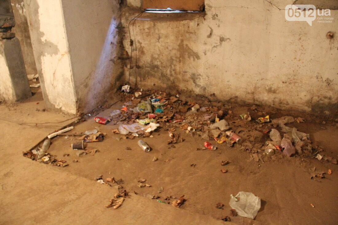 Отсутствие отопления, кучи мусора и мёртвые голуби: почему жильцы одного из домов Николаева решили уйти от МДЛ, - ФОТО, фото-22
