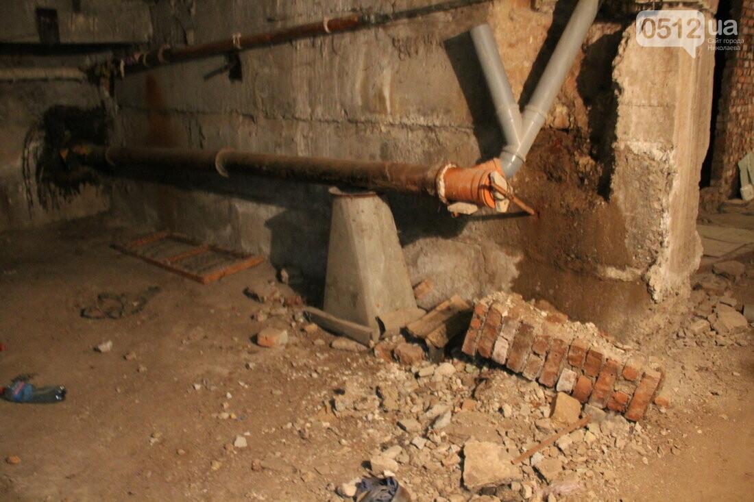 Отсутствие отопления, кучи мусора и мёртвые голуби: почему жильцы одного из домов Николаева решили уйти от МДЛ, - ФОТО, фото-25