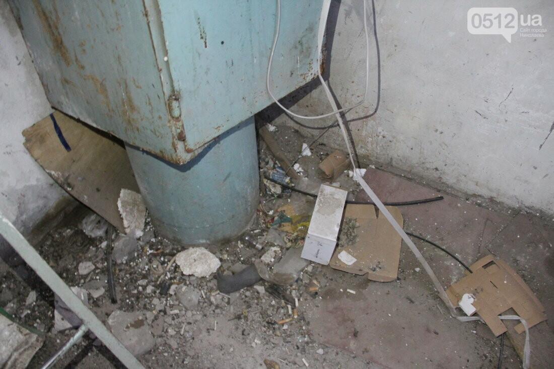 Отсутствие отопления, кучи мусора и мёртвые голуби: почему жильцы одного из домов Николаева решили уйти от МДЛ, - ФОТО, фото-31