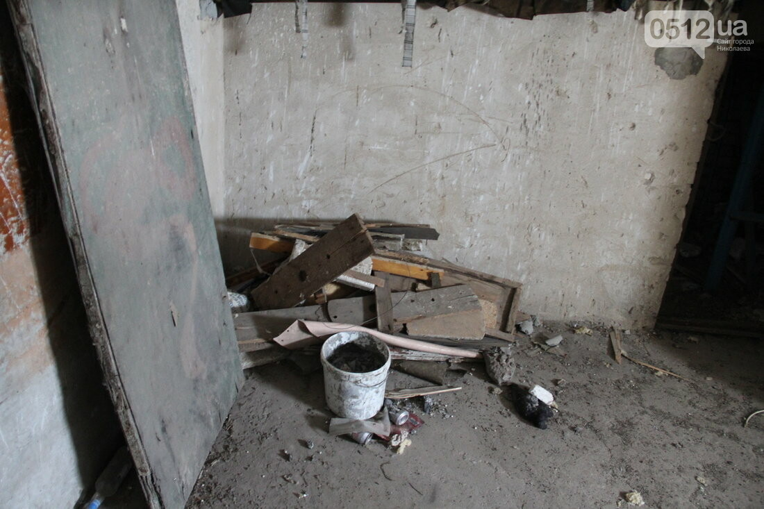 Отсутствие отопления, кучи мусора и мёртвые голуби: почему жильцы одного из домов Николаева решили уйти от МДЛ, - ФОТО, фото-33