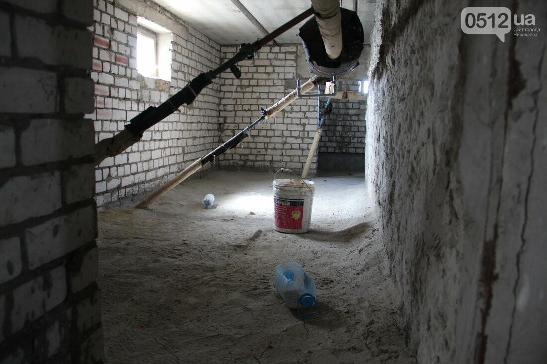 Отсутствие отопления, кучи мусора и мёртвые голуби: почему жильцы одного из домов Николаева решили уйти от МДЛ, - ФОТО, фото-36