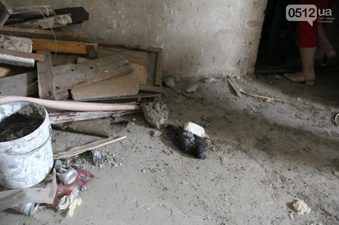 Отсутствие отопления, кучи мусора и мёртвые голуби: почему жильцы одного из домов Николаева решили уйти от МДЛ, - ФОТО, фото-38