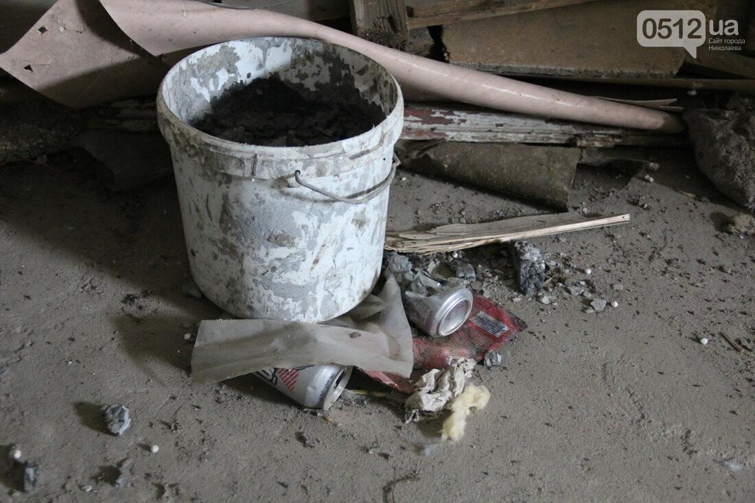 Отсутствие отопления, кучи мусора и мёртвые голуби: почему жильцы одного из домов Николаева решили уйти от МДЛ, - ФОТО, фото-39