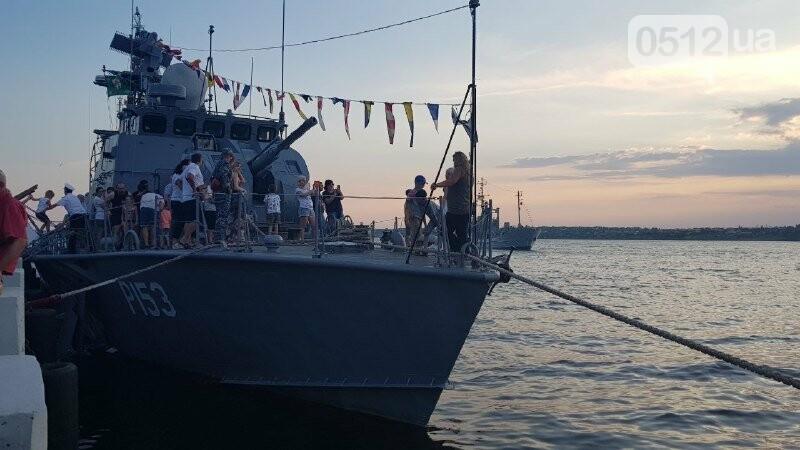 В Николаеве громко отметили день ВМС Украины, - ФОТО, ВИДЕО, фото-1