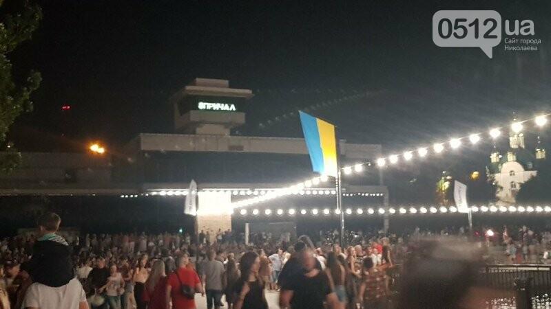 В Николаеве громко отметили день ВМС Украины, - ФОТО, ВИДЕО, фото-8